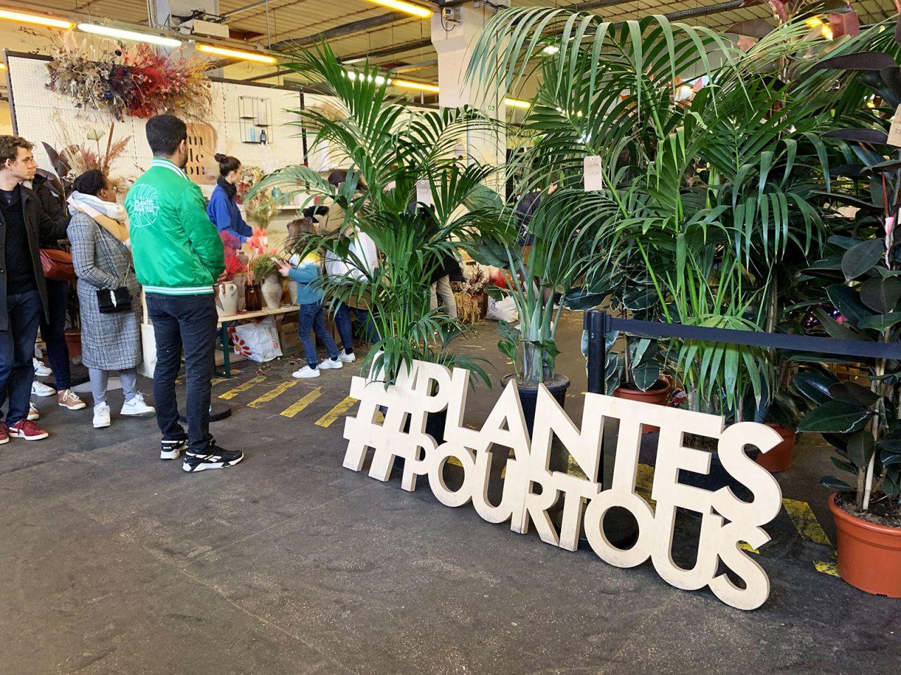 Vente privée Plantes Pour Tous Ground Control mars 2019