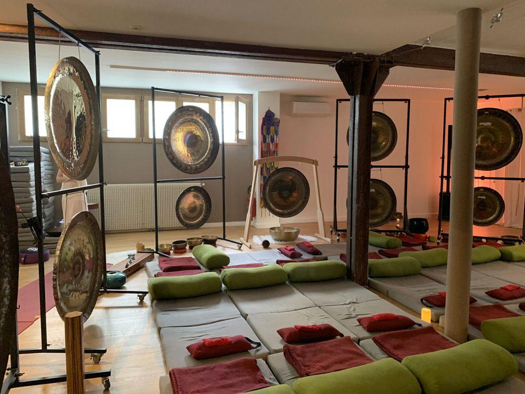 Gong Bath Zen & sounds