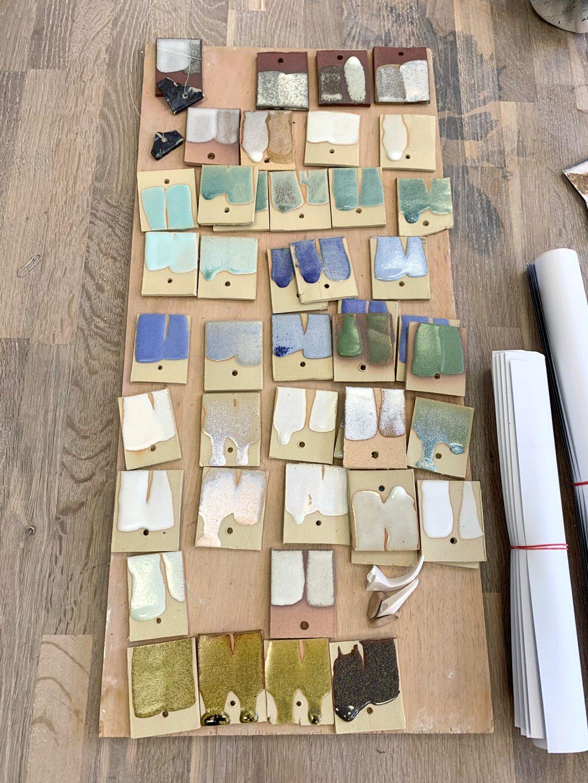 emaux de l'argilerie - stage de poterie tournage paris Argilerie