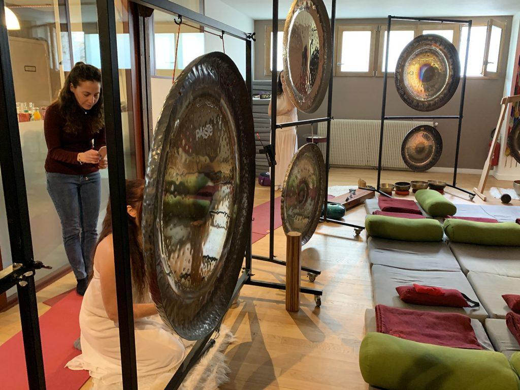 Gong Bath Zen & sounds Ely